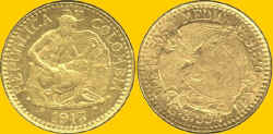 Colombia 1913 2P.jpg (38066 bytes)