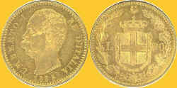 Italy 1885 20L.jpg (92701 bytes)