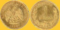 Mexico 1896-Mo m 1P.jpg (42455 bytes)